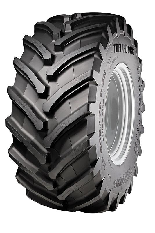 Trelleborg TM1000 a ProgressiveTraction