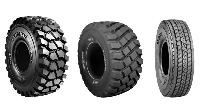 Neumáticos BKT