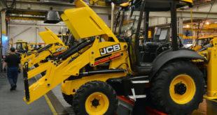 JCB detiene su produccion al reducirse la demanda