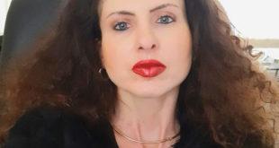 Svetla Gurbeshkova. Editora AgroTV. Bulgaria