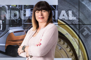 Lucia Salmaso, CEO BKT Europe