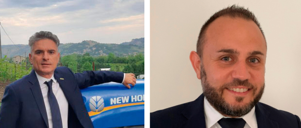 Paganelli sucede a Zazzetta como Jefe de Marketing y Comunicación en New Holland Italia