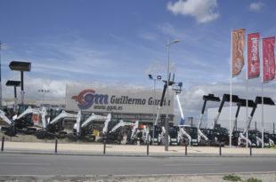 Fachada instalaciones GGM