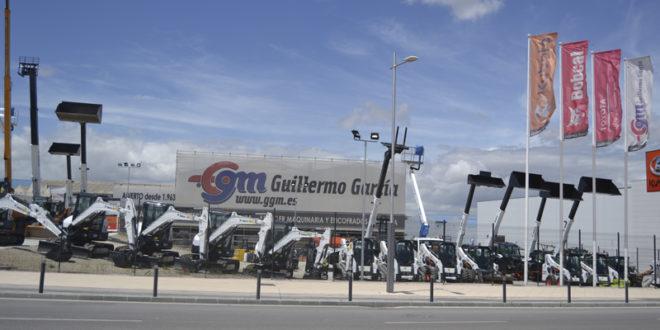 GGM Guillermo García, un viaje de 20 años junto a Bobcat