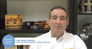 Jon Ander García, director general de Continental