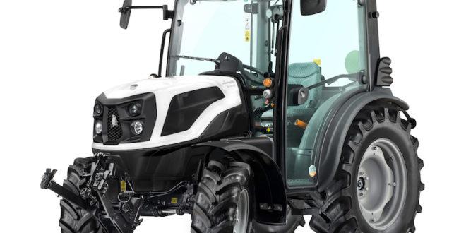 Lamborghini presenta su nuevo tractor compacto Sprint