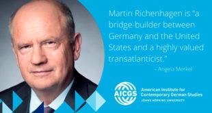 AGCO CEO Martin Richenhagen