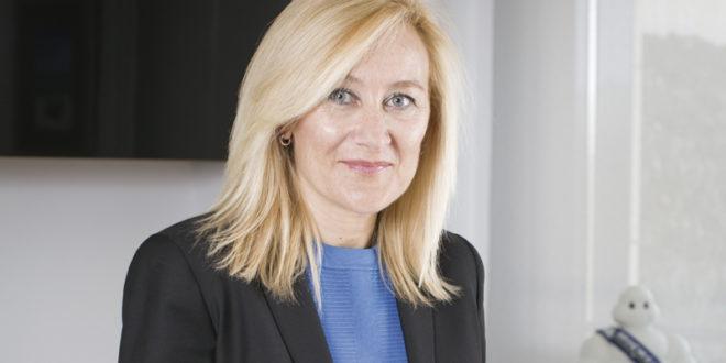 Mónica Rius asume la Dirección de Comunicación y Marcas de Michelin España Portugal