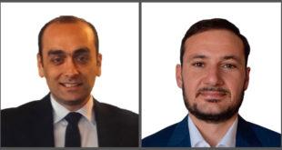 Murat Karagöz, Country Manager para Turquía y Matthew Carabott, Country Manager para Australia y Nueva Zelanda.