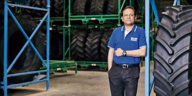 Dyutiman Chattopadhyay, Vicepresidente y Responsable de I+D y Tecnología en CEAT Specialty Tyres