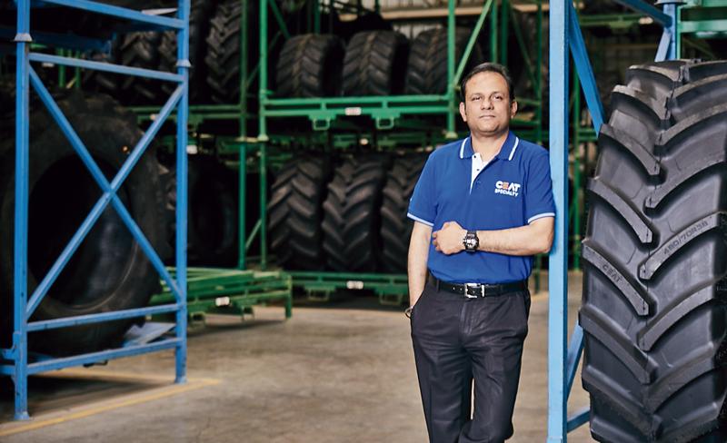 Dyutiman Chattopadhyay, vicepresidente y responsable de I+D y tecnología en CEAT Specialty