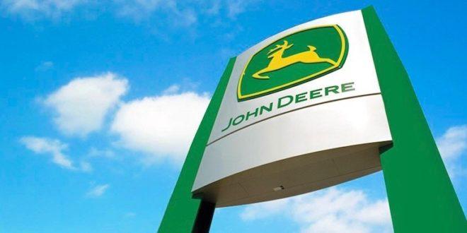 Deere & Company reporta una caída de las ventas netas del 18% en el segundo trimestre del ejercicio fiscal 2020
