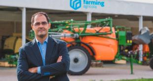 Jorge Iglesias, Director General de Farming Agrícola