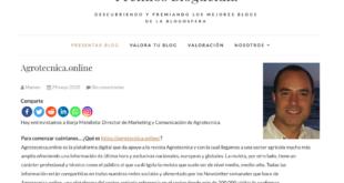 Premios blogdeldia