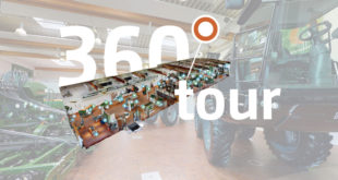 Amazone Start 360 Tour
