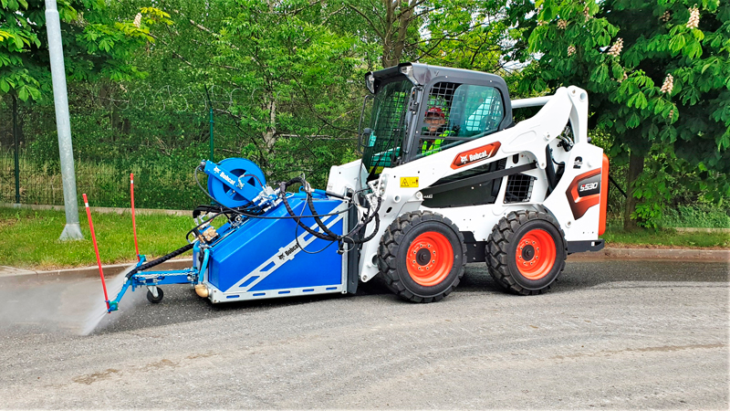 Bobcat pressure washer