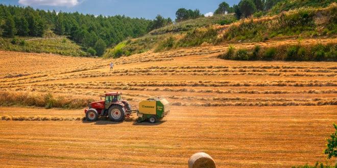 Suben las matriculaciones de tractores agrícolas, maquinaria automotriz y remolques en junio