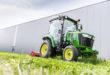 John Deere presenta su nueva gama de tractores compactos de Fase V