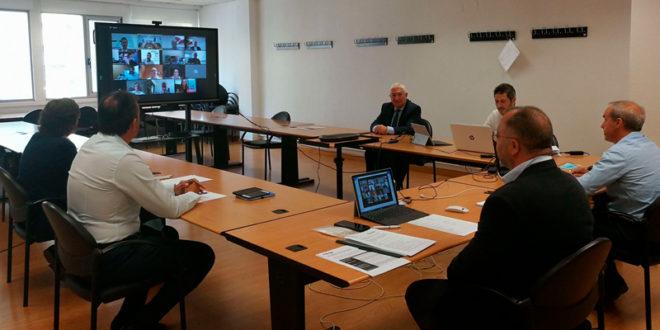 El Cluster de Maquinaria Agrícola presenta 4 proyectos a la convocatoria de AEIs