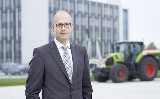 Jens Foerst deja el Grupo Claas