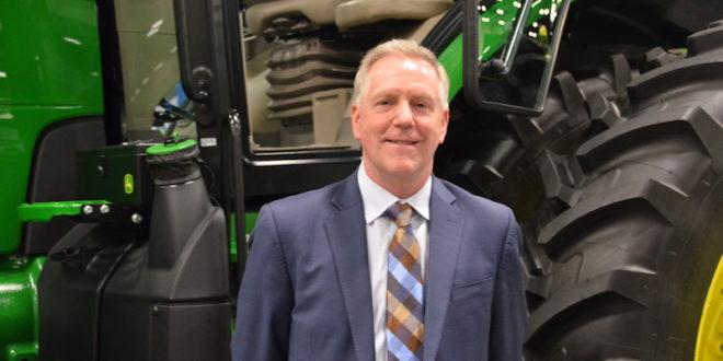 John Lagemann anuncia su jubilación de Deere & Company