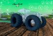 El tractor del futuro: Recolector de datos y conectado al mundo que le rodea