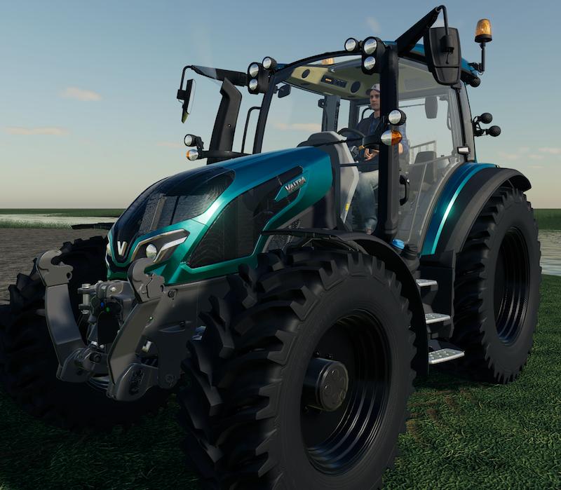 valtra farming simulator