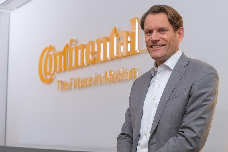 Nikolai Setzer, CEO Continental