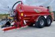 SlurryKat apuesta por su nueva gama de cisternas de purín Premium Plus Super Tanker
