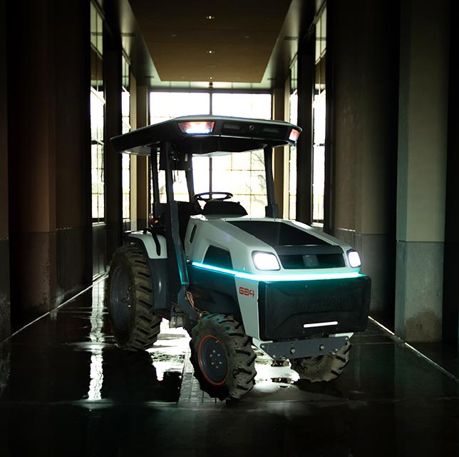 Monarch Tractor, tractor eléctrico