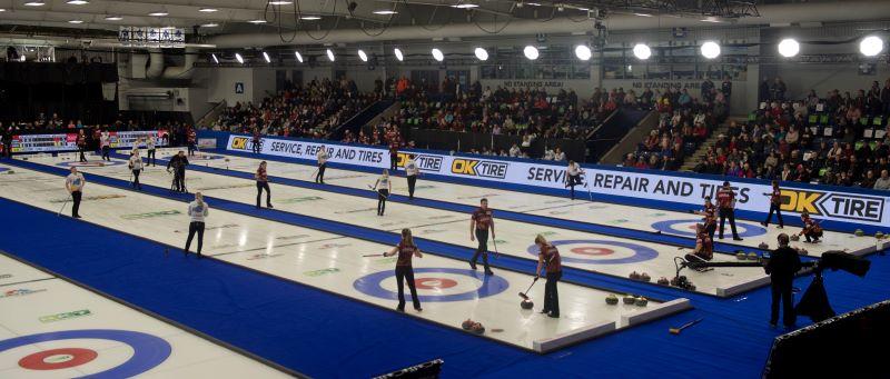 BKT y OK Tire renuevan patrocinio con Curling Canada