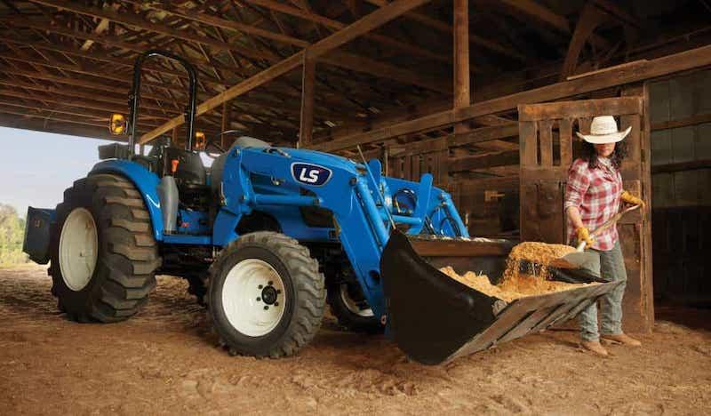 Ventas tractores y cosechadoras Norteamérica