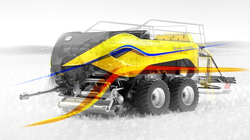 CNH Industrial New Holland