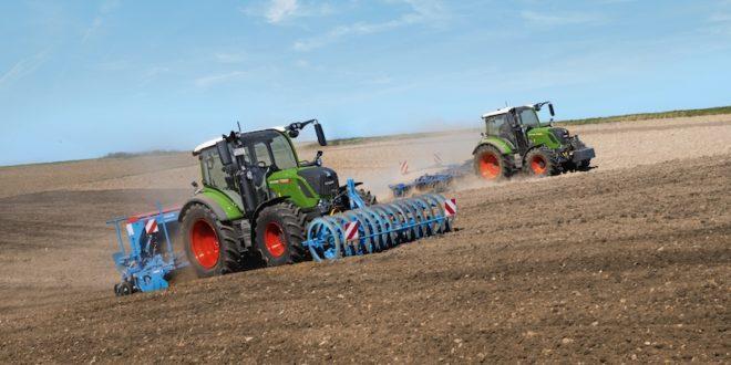 Fendt alcanza una cuota de mercado de tractores récord en Alemania y Francia