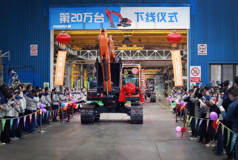 Doosan Infracore China Corporation