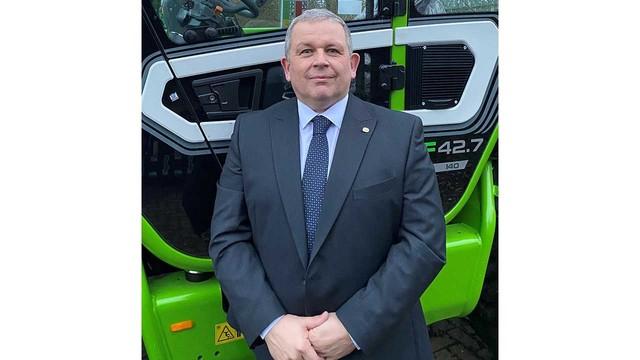 Shaun Groom, Gerente General MERLO UK Limited