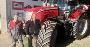 McCormick Argo Tractors