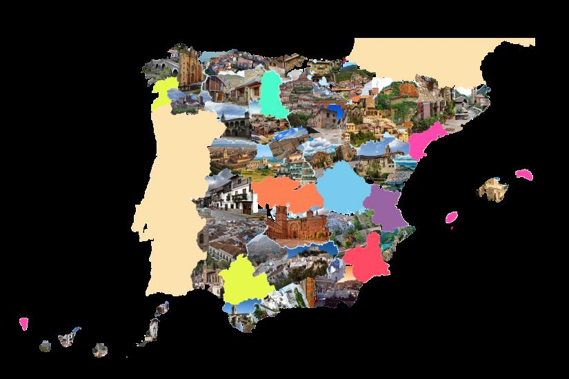 Concurso Eurona y Pueblos más bonitos de España