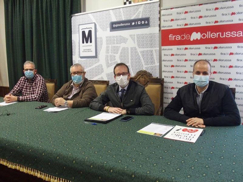 Presentación Jornada Maíz - Fira de Sant Josep de Mollerussa - Rueda de prensa