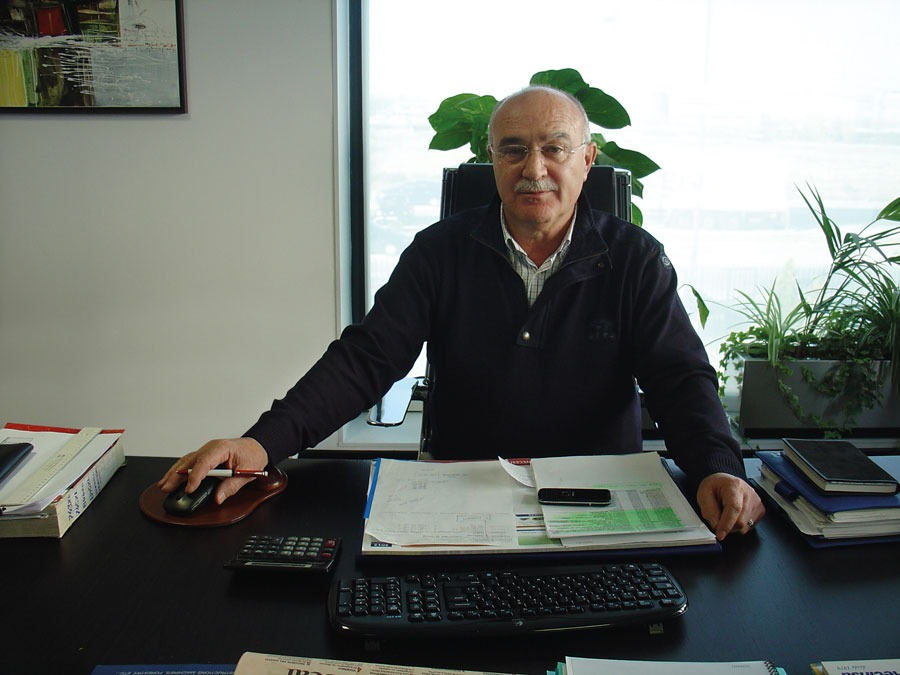 Jesús Puago. Fundador de Recinsa