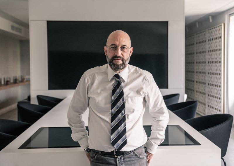 Denis Piccolo, director de producto de BKT y Presidente del SubComité de Agricultura de E.T.R.T.O