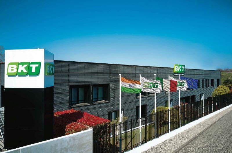 Instalaciones BKT Europe