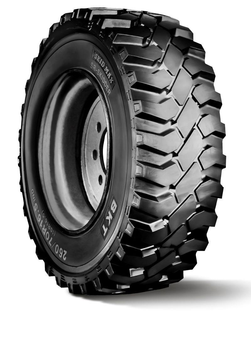 SKID MAX SR-SKIDDER, neumático BKT