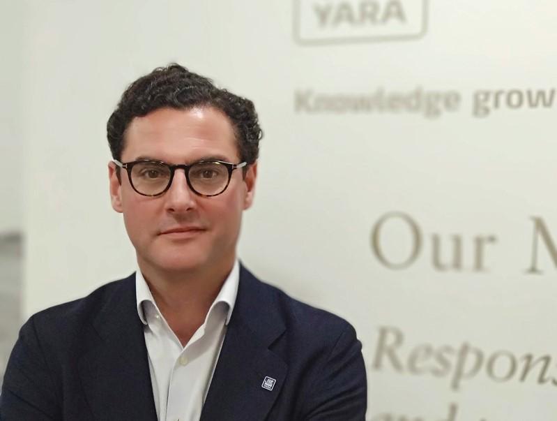 Germán Martos, Director Comercial de YARA para España y Portugal