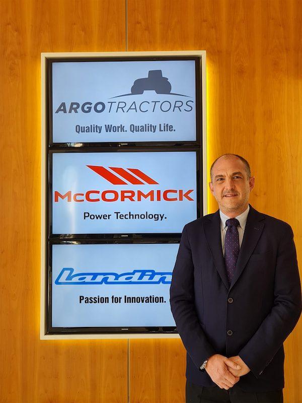 Argo Tractors Landini McCormick