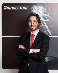 José Palomares, Jefe de Producto AG y OTR de Bridgestone