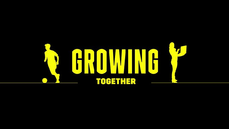 Logo BKT DAZN GrowingTogether