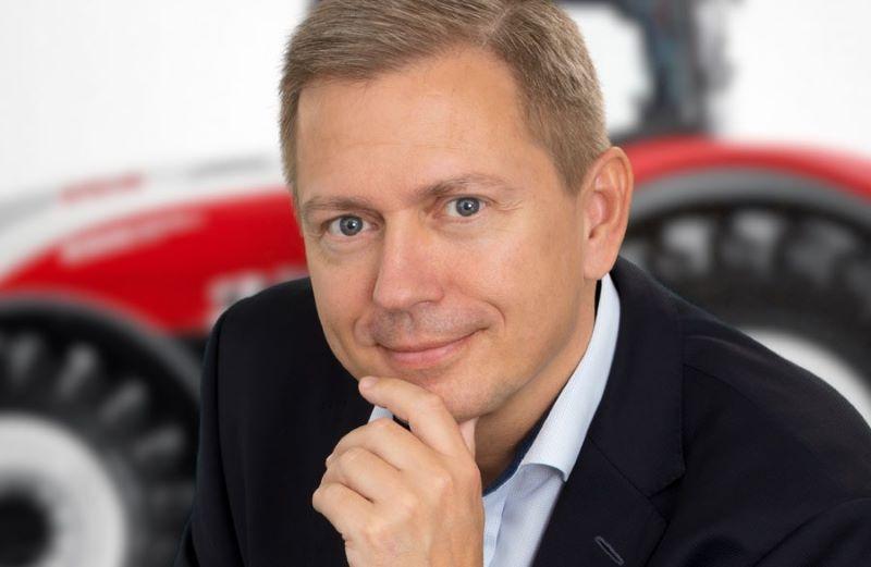 Peter Friis, Director de Operaciones Comerciales de Steyr Europa