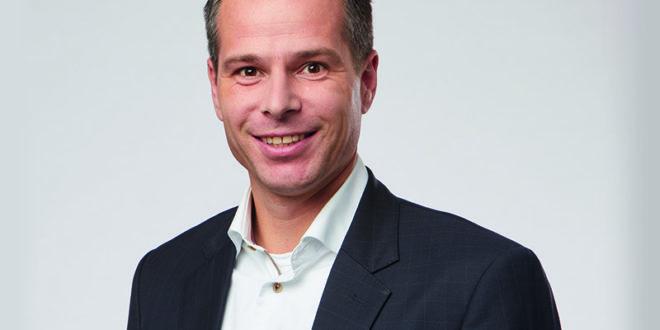 Rob Van de Heuvel,  Presidente y CEO Global de AGCO FINANCE