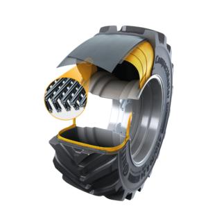 Neumático CompactMaster AG de Continental